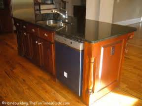 kitchen island sink ideas dishwasher and sink in island kitchen