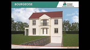 plan gratuit maison traditionnelle r1 6 pieces 150m2 With modele de maison en l 5 image maison tunisienne