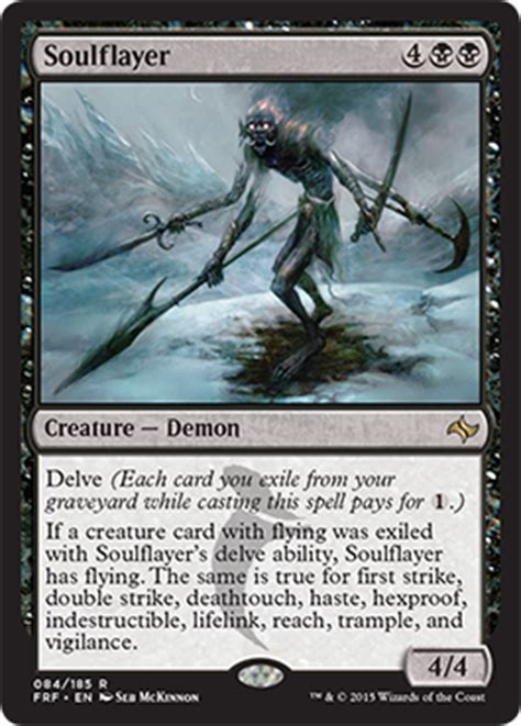 mill deck mtg standard 2014 soulflayer new card discussion the rumor mill magic