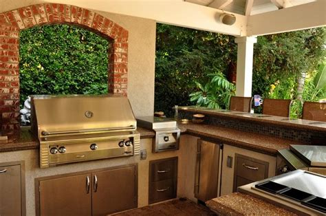outdoor kitchen designs ideas landscaping network