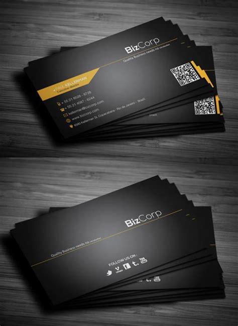 Visiting Card Templates Psd Free Download