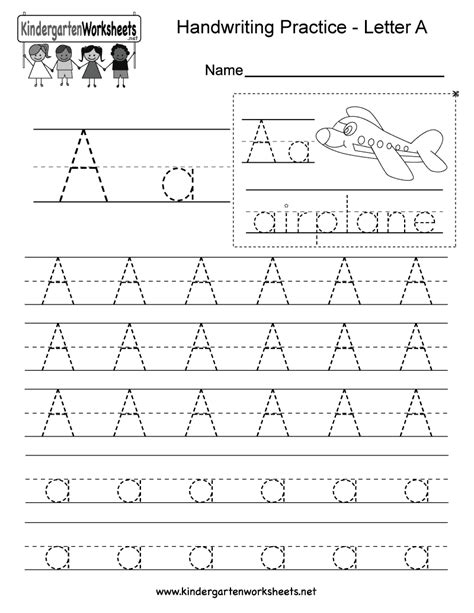 5 letter a preschool printables diy thought 443 | 2 5 Letter A Preschool Printables