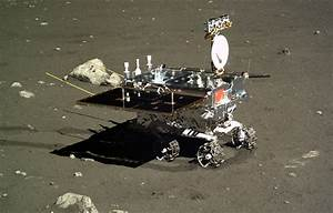 The Moon's History Is Surprisingly Complex, Chinese Rover ...