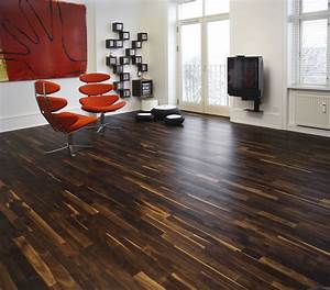 Junckers 14mm black oak variation solid wood flooring for Parquet junckers