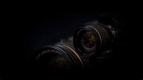 Camera Background Wallpaper