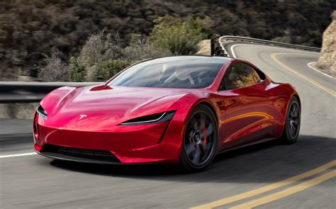 Tesla Car : Elon Musk Claims The Tesla Roadster Will Be Able To Fly