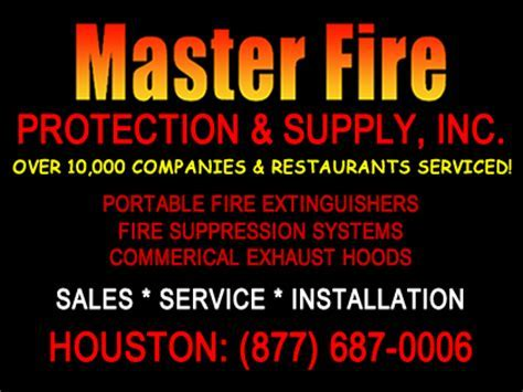 Restaurant Hood System Fire Inspections in Houston Texas