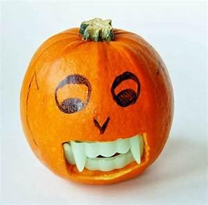 Comment Faire Une Citrouille Pour Halloween : d corer une citrouille pour halloween en 30 id es ~ Voncanada.com Idées de Décoration