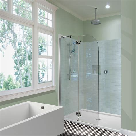 Glass Doors & Shower Bases   Tiles Plus