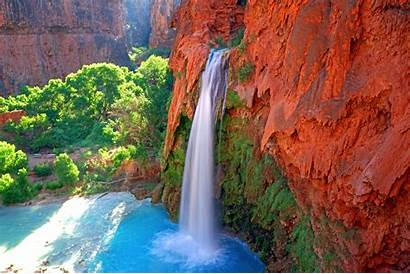 Waterfalls Amazing Around Need Arizona Falls Havasu