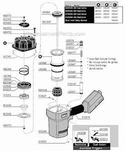 Senco Framepro 600 Parts List And Diagram