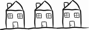 Haus Strichzeichnung Einfach : bescheidene h user lizenzfreie stockbilder bild 19738689 ~ Watch28wear.com Haus und Dekorationen