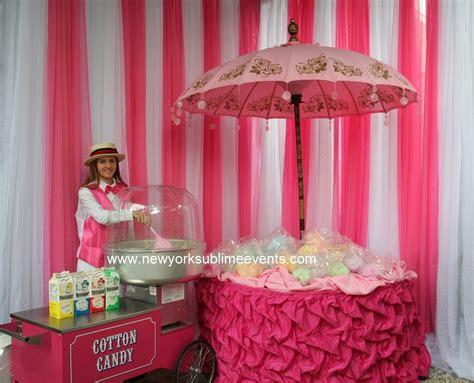 cotton candy rental cotton candy machine  york long