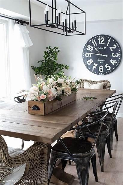 Industrial Decor Country Contrast Between Designs Homebnc