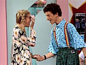 tori spelling saved by the bell violet