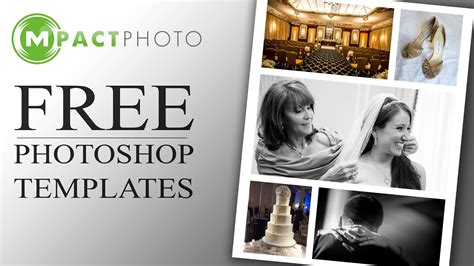 Free Template For by Free Photoshop Templates Mpactphoto Tutorial