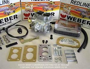 Suzuki Samurai Weber Carburetor Conversion Kit Manual