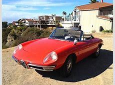 Decent '67 Alfa Romeo Duetto Spider Mint2Me