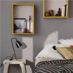 choisir peinture chambre meuble de salle de bain orange