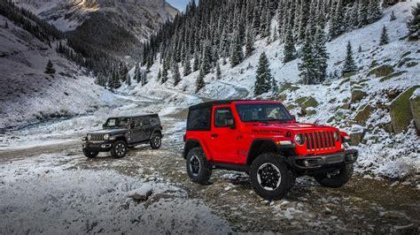 jeep wrangler photo  video gallery