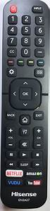 New Usarmt En2a27  Year 2016  Remote For Hisense H5 Series