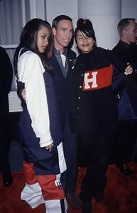 Aaliyah Kidada Jones and Tommy Hilfiger | I Love The 90's ...