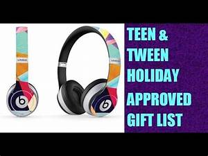 Top 10 Holiday Gifts for Tweens & Teens