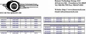 Demarc Technology Group Dt100 Dt