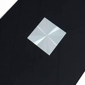 Tablett Tisch Schwarz : glas beistelltisch james 58 cm schwarz ~ Whattoseeinmadrid.com Haus und Dekorationen