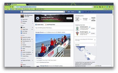 Trending World Cup - Главная | Facebook