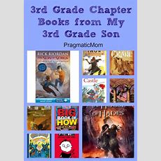 3rd Grade Chapter Books From My 3rd Grade Son  Sons, Books And School