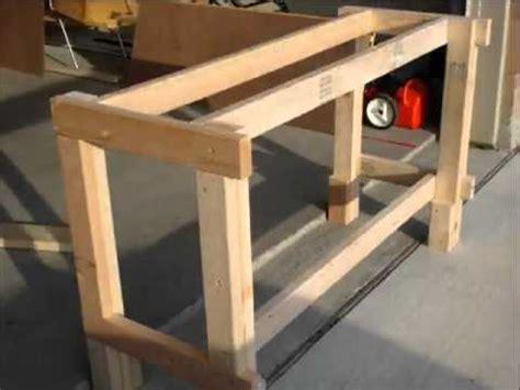build  workbench     steps youtube
