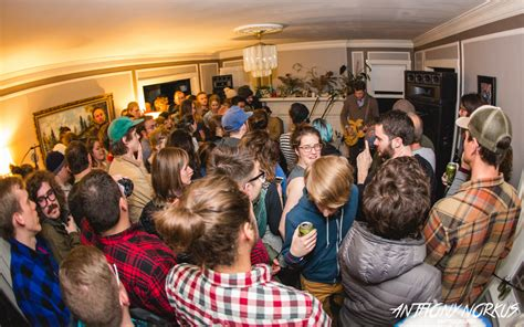 Packed Rooms by L Light Festival Grows Into Regional House