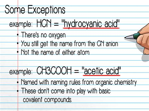 3 Ways To Name Covalent Compounds Wikihow