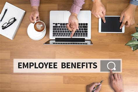set   employee benefits package   steps