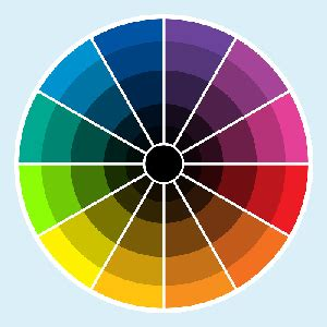 paint shop color wheel professional color tools