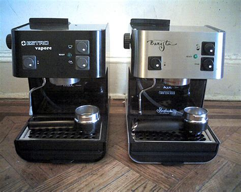 starbucks saeco barista espresso machine bronzefinger how similar are the saeco estro vapore and