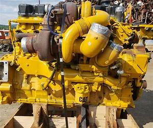 2004 Caterpillar C15  Stock  P