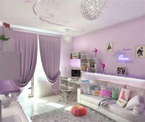 Kinderzimmer Mädchen Lila by Zimmer M 228 Dchen Ideen Hell Lila Kinderzimmer
