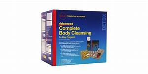 Gnc Preventive Nutrition Advanced Complete Body Cleansing 14 Day Program Reviews 2019