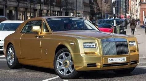 Mobil Rolls Royce Phantom by Ini 7 Mobil Rolls Royce Termahal Di Dunia