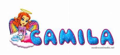 Camila Nombre Nombres Animados Gifs Animadas Animado