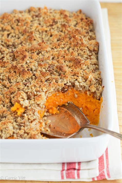 Sweet Potato Casserole (grain Free, Paleo, Primal