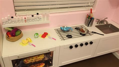 cuisines enfants une cuisine de professionnel pour enfant bidouilles ikea