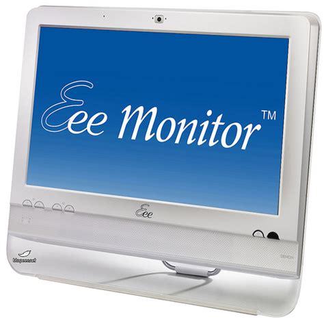Eee Monitor, Le Pc Toutenun D'asus  Cnet France