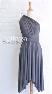 charcoal bridesmaid dresses chiffon dresses bridesmaid dresses charcoal grey