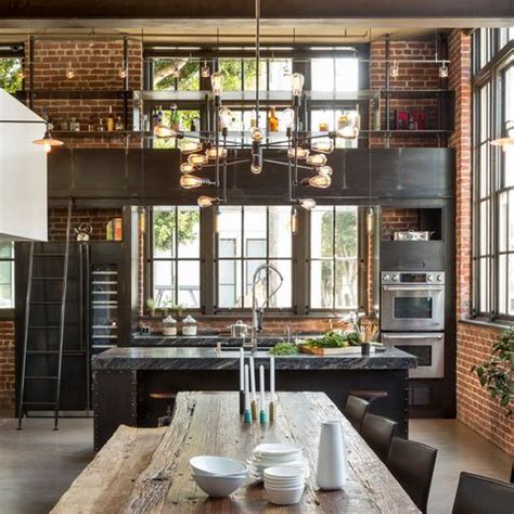cuisine design industrie 48 best images about industrial style on