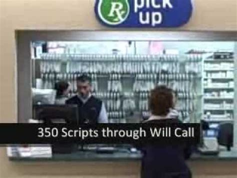 Call Pharmacy by Pharmacy Will Call System Indian River