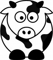 HD Wallpapers Cow Print Out Coloring Pages