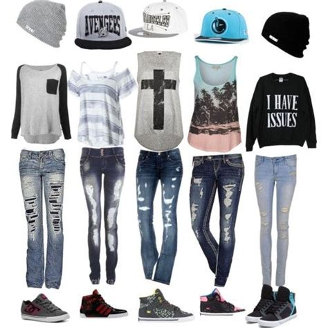 Cool+outfits+for+teens | cool outfits)!! - Polyvore | Outfits | Pinterest | Teen Polyvore and ...